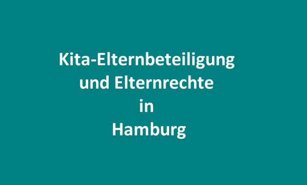 Kita-Elternbeteiligung und Elternrechte in Hamburg