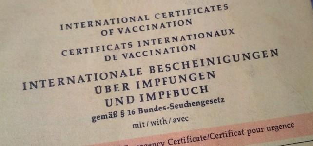Verpflichtende Impfberatung vor Kitabesuch