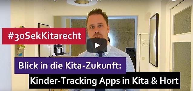#30SekKitarecht Folge 78 – Tracking-Apps und Kita & Hort