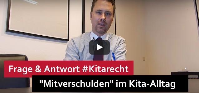 #Kitarecht Folge 110 – Mitverschulden bei Kita-Unfall oder Schadensersatz