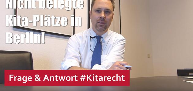 #Kitarecht Folge 113 – Freie Kitaplätze in Berlin?! Das ISBJ sagt ja.