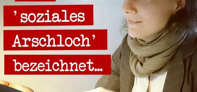 """Die Kitaleitung als """"Arschloch"""" bezeichnen…"""