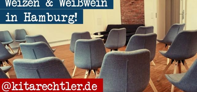 """""""Weizen & Weißwein"""" – der Kita-Treff in Hamburg und Berlin"""