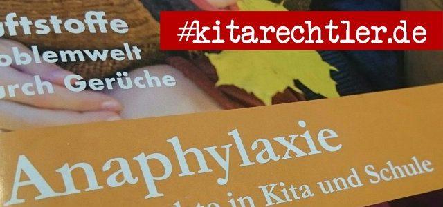 Anaphylaxie und frühkindliche Bildung und Betreuung!?