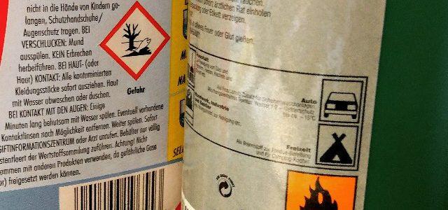 Hinweise der Unfallkassen Nr. 99: Gefahrstoffe in Kita und Grundschule