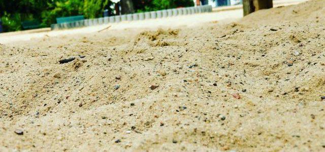 Hinweise der Unfallkassen Nr. 40: Kitagarten und der Sandkasten