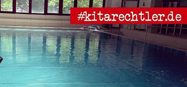 Hinweise der Unfallkassen Nr. 58: Kita-Schwimm- und Badeausflug