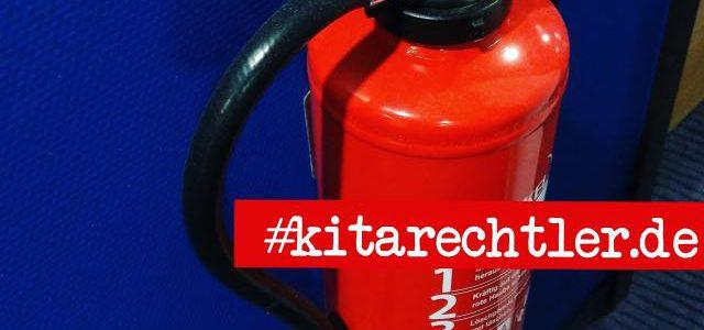Hinweise der Unfallkassen Nr. 124: Brandschutz in der Kita-Küche