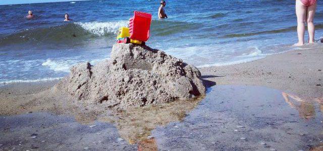 Hinweise der Unfallkassen Nr. 16: Strandkitas und die Aufsicht von Erziehern