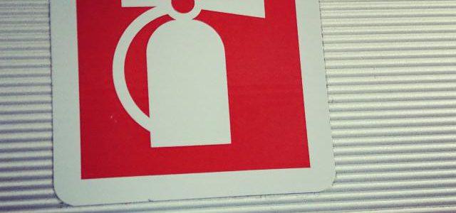 Hinweise der Unfallkassen Nr. 127: Feuerlöscher in Krippe, Kindergarten oder Hort