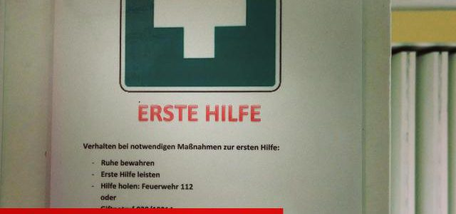 Hinweise der Unfallkassen Nr. 151: Erste Hilfe in Krippe, Kita oder Hort