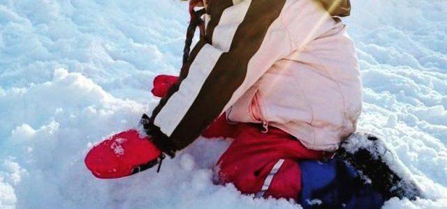 Hinweise der Unfallkassen Nr. 168: Schnee auf dem Kita-Gelände!
