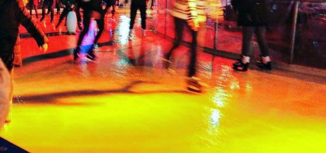 Hinweise der Unfallkassen Nr. 174: Schlittschuh- und Eislaufen in der Kita und Schule