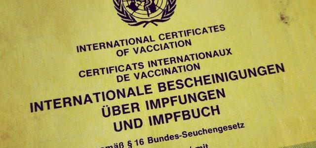 Hinweise der Unfallkassen Nr. 192: Kita-Erzieher und Impfungen