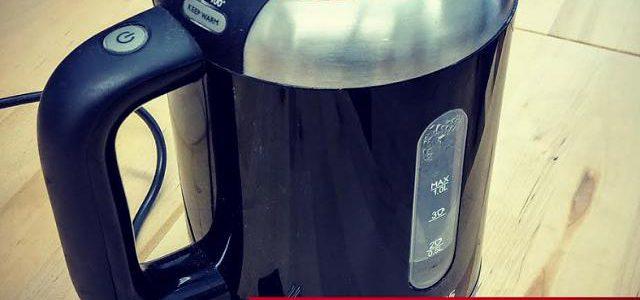 Hinweise der Unfallkassen Nr. 246: Gefahren durch Wasserkocher & Kaffeeautomaten