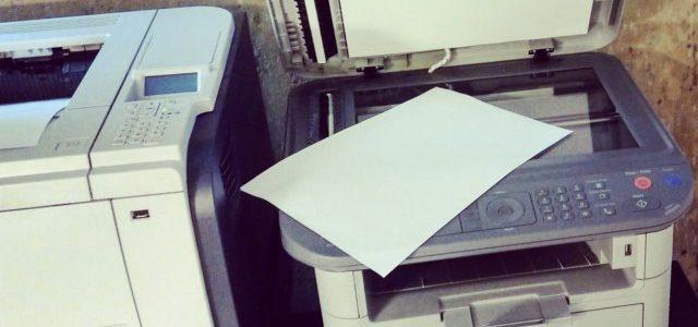 Hinweise der Unfallkassen Nr. 250: Kita-Büro, Fotokopierer und giftiger Staub