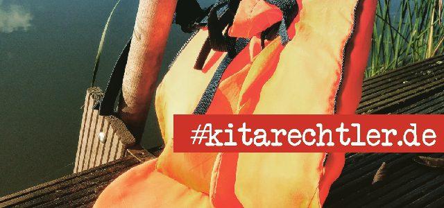 Hinweise der Unfallkassen Nr. 264: Kita-Bade-Ausflug und die Gefährdungsbeurteilung